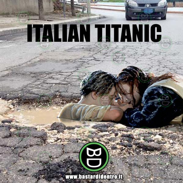 Italian Titanic