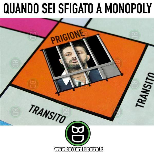 Sfigato a Monopoly