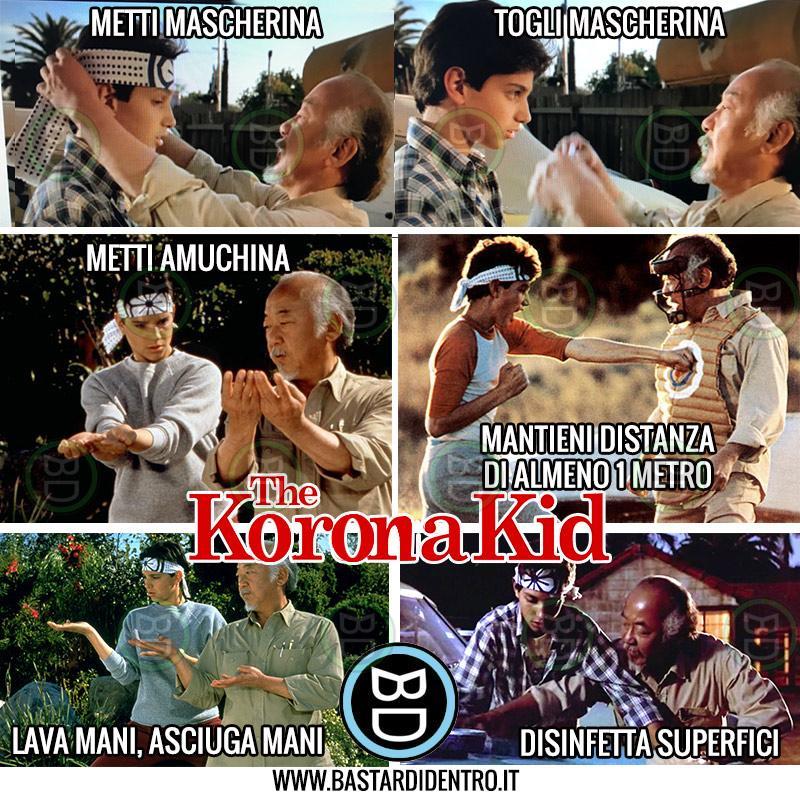 The Korona Kid