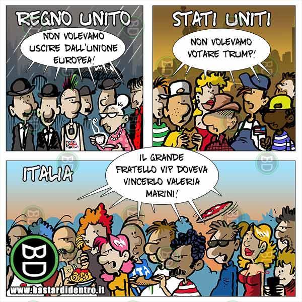 L'unione che divide