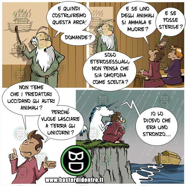 La verità su Noè