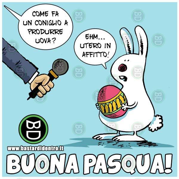 Il segreto del coniglietto pasquale