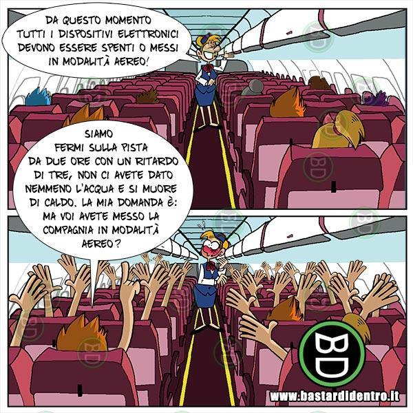 Modalità aereo