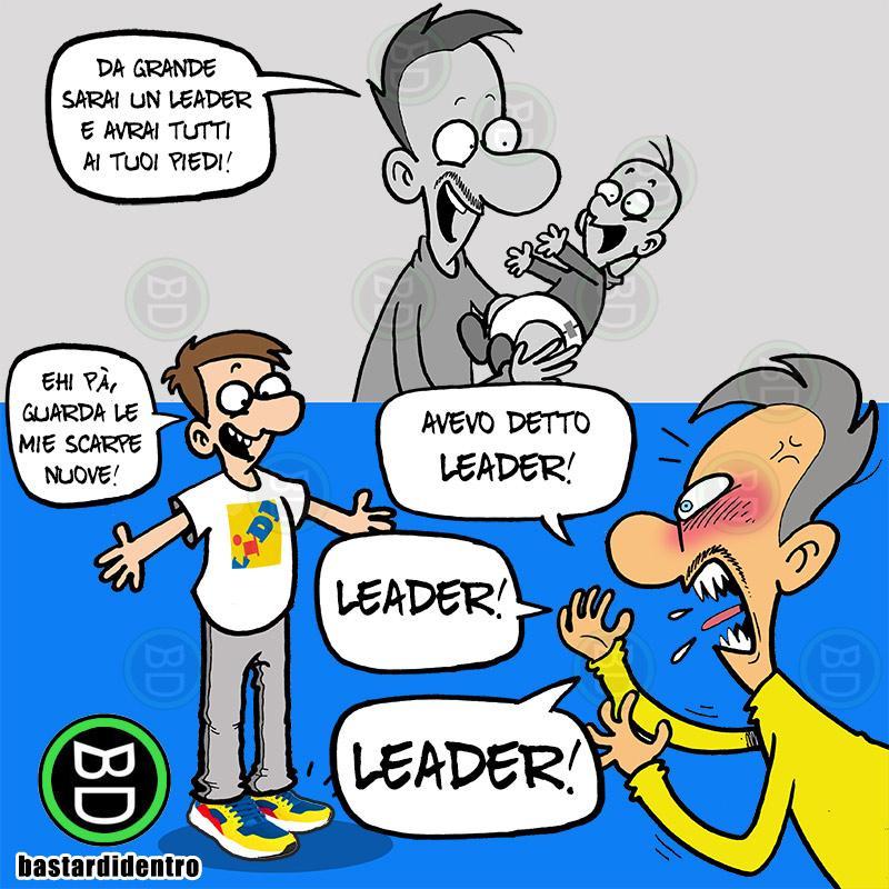 Un vero leader