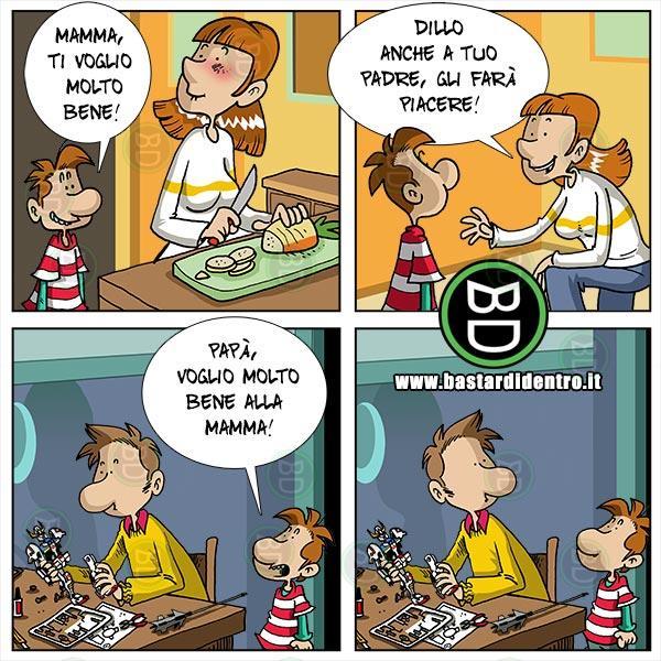Il bene di un figlio
