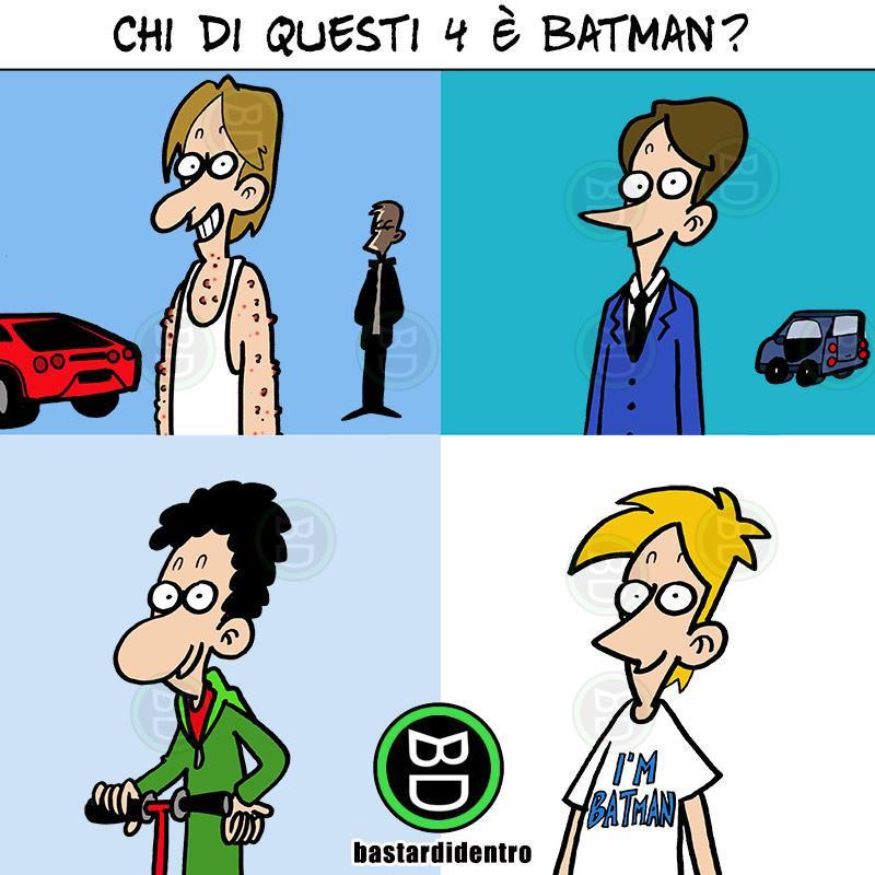 Indovina chi è Batman