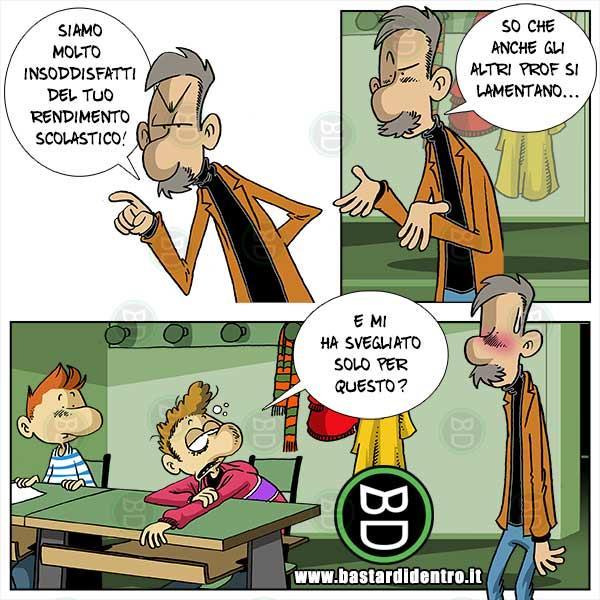 Rendimento scolastico