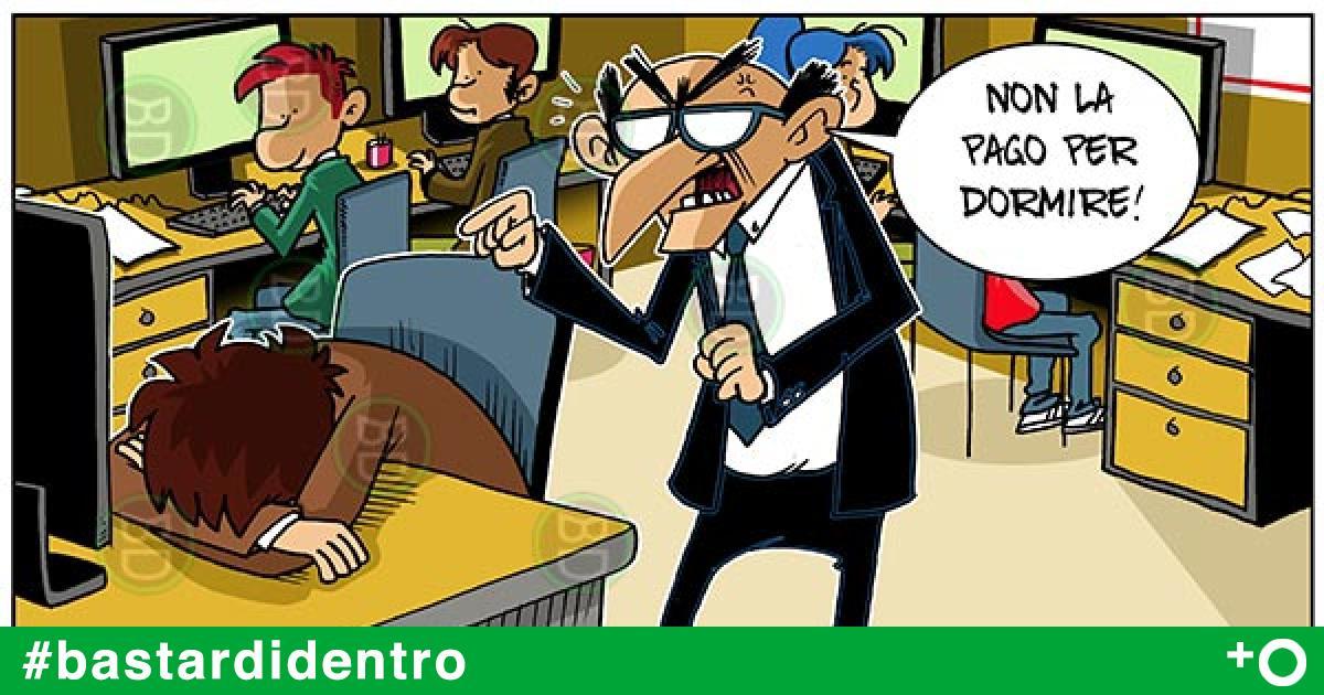 Lavoro In Ufficio Vignette : Straordinari immagini e vignette divertenti