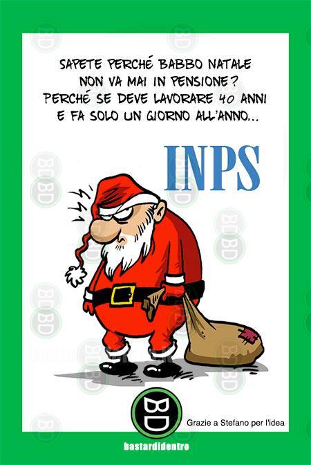 Babbo Natale Immagini Divertenti.Babbo In Pensione Immagini E Vignette Divertenti
