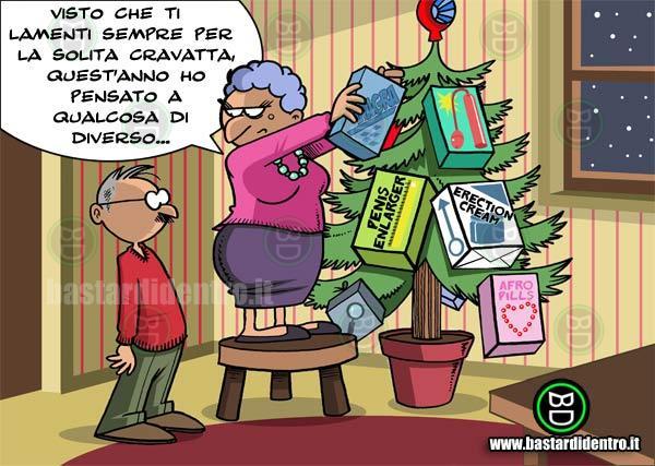 Immagini Di Natale Divertenti Gratis.Bastardidentro