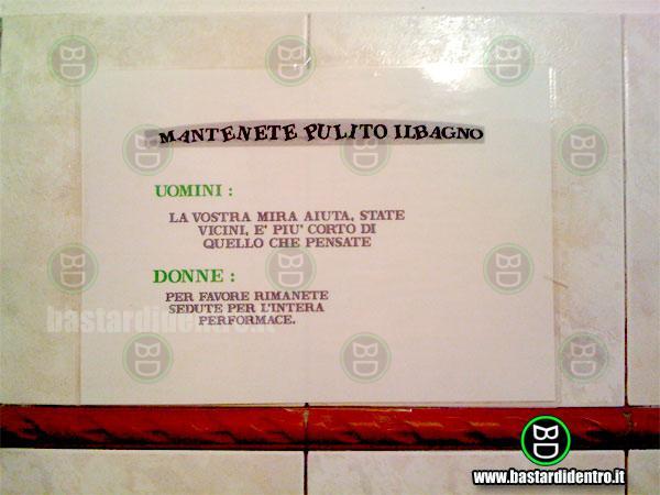 Cartello Per Bagno Signore : Cartelli per bagni uomini e donne: set piastre legno adesivo