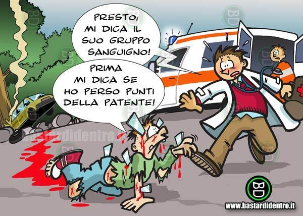 Lavoro In Ufficio Vignette : Sicurezza stradale immagini e vignette divertenti