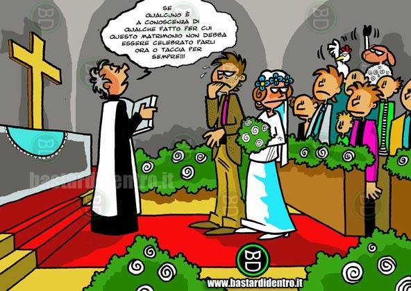 Auguri Matrimonio Vignette : Bastardidentro