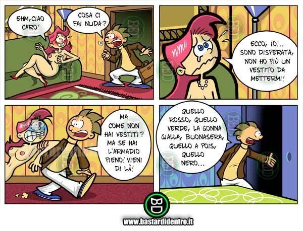 Vignette Umoristiche Buona Sera Powermall