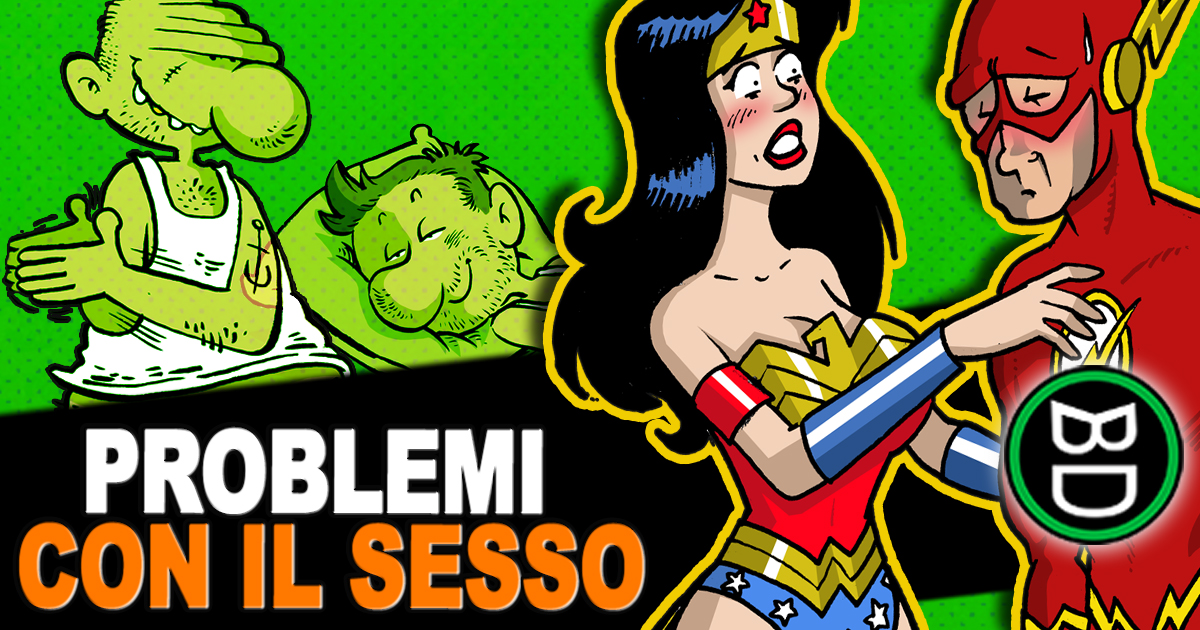Cartoon Wonder donna sesso video